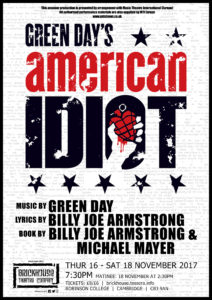 american idiot poster 2