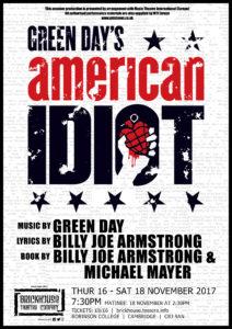 american idiot poster 2