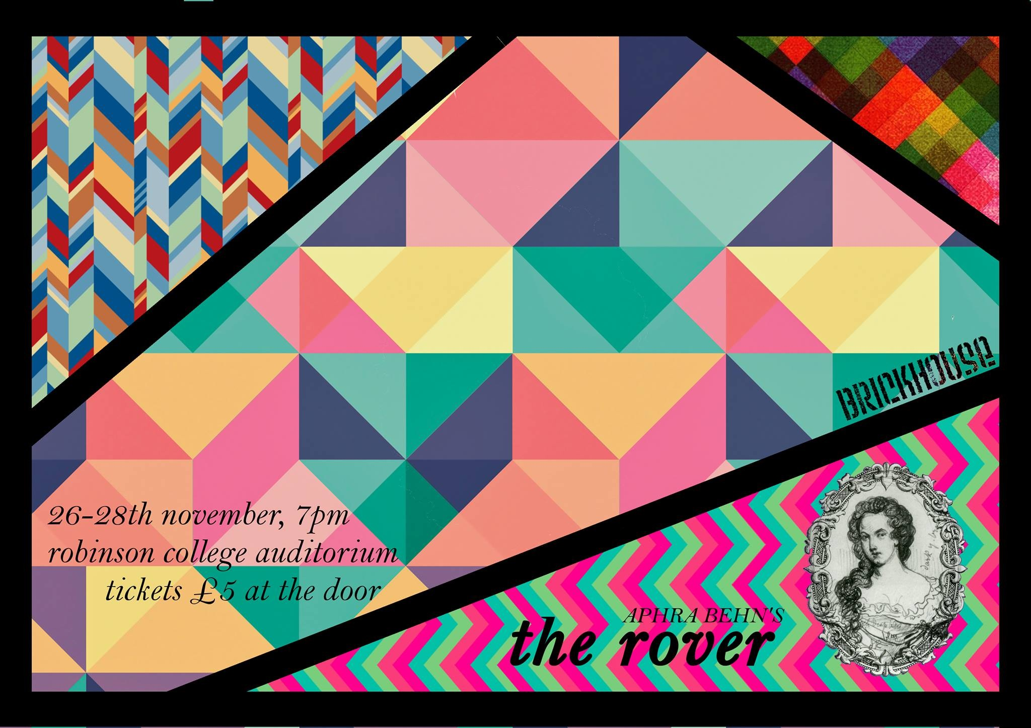 The Rover - Brickhouse November 2015